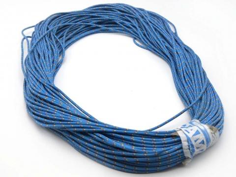 Nylonseil blau D=3 mm